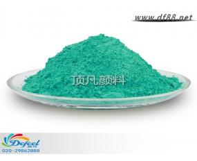 DF6070-双色孔雀绿
